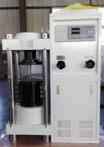 Construction Material Compression Testing Machine pictures & photos