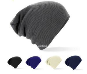 Brand New Skull Unisex Beanie Hat pictures & photos