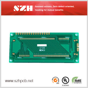 Bluetooth GPS Module PCB Pinted Circuit Board pictures & photos