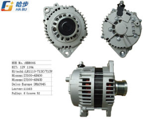 100% New Alternator for Nissan Lr1110-713c, 23100-Au400 pictures & photos