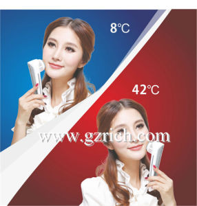 Portable Cool Heat Beauty Instrument pictures & photos