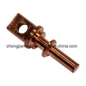 High Precision Brass CNC Machining Part