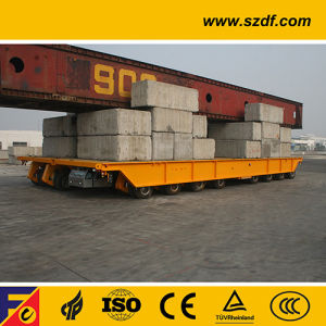 Dcy1000 Self-Propelled Hydraulic Platform Transporter/ Trailer (Shipyard Transporter/ Trailer) pictures & photos
