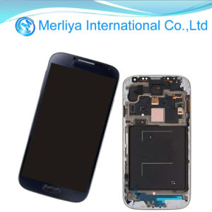 I9500 I9505 LCD Display with Frame for Samsung S4 pictures & photos