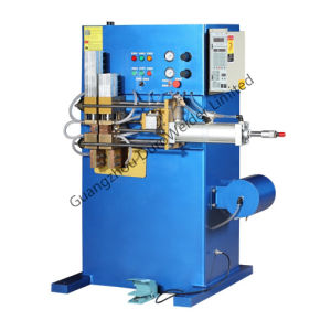 Air Conditioning Industry Copper Aluminum Tube Resistance Welder / pictures & photos