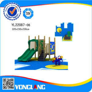 Best Playground Equipment with Tunnel Slide pictures & photos