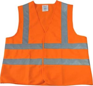 Safety Vest Orange XL OEM Safety Products pictures & photos