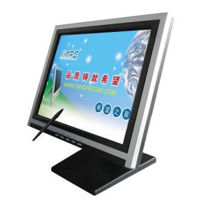 15 Inch Touch LCD Monitor POS Touch Screen Monitor with Ce, RoHS pictures & photos