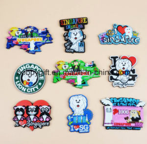 3D Rubber Plastic Fridge Magnet for Promotional Gifts pictures & photos