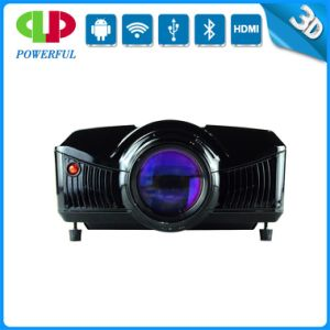 2015 Newest 3D Mapping Projector Screen Motorized Cheap Laser Projector pictures & photos