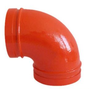 Fire Fighting Ductile Iron Pipe Fitting with UL FM Certificate. pictures & photos