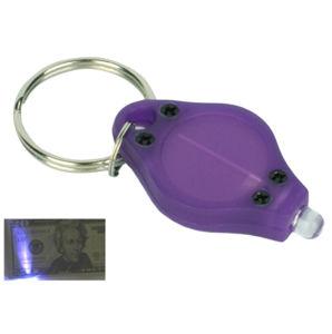 UV Lled Light up Keyholder with Logo Printed (3032)