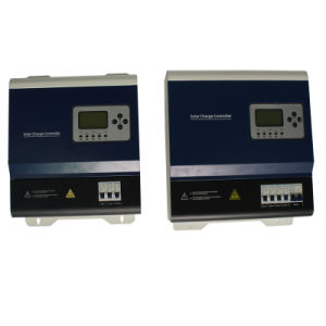 PWM 50A Solar Charge Controller for Solar Panel System pictures & photos