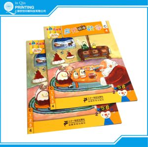 Printed Child Book with Staple Binding pictures & photos