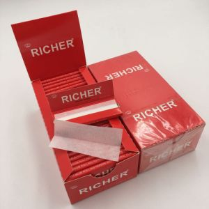 Custom Brand 20GSM Cigarette Tobacco Rolling Paper pictures & photos