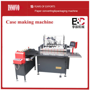 Zx-Scm500 Semi Automatic Case Maker for Hard Cover pictures & photos