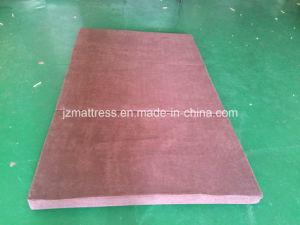 Foldable Memory Foam Mattress with Velvet Cover