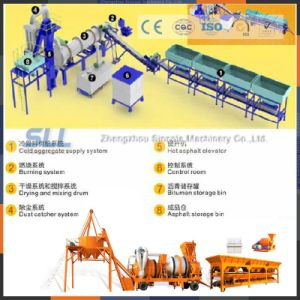 Hot Mix Bitumen Mixing Equipment From China Professional Manufacturer pictures & photos