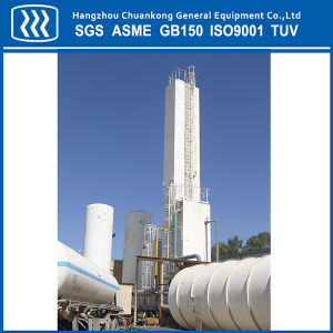 Middle Sized High Purity Air Separation Unit pictures & photos