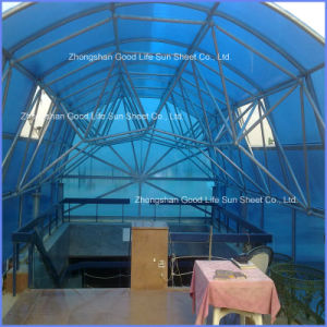 Modern Classic Brief Chinese European Sliding Opening Rolling Skylight Cover pictures & photos