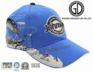 2016 Top Quality Fashion Professional Ottoman Fabric Sports Baseball Cap with Quality Embroidery pictures & photos