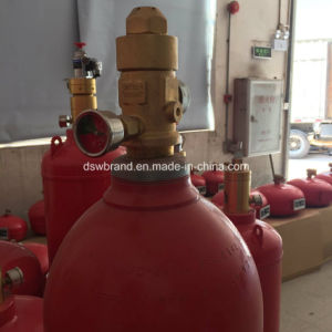 Automatic Heptafluoropropane Hfc-227ea Fire Extinguishing System pictures & photos