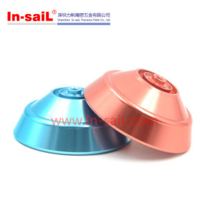 China OEM CNC Machining Anodizing Aluminum/Steel Brass Parts pictures & photos