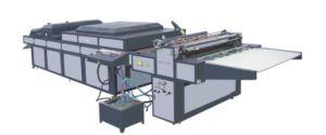 UV Glazing Machine Hssguv-1000b pictures & photos