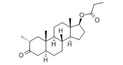 Bodybuilding White Steroid Powders Drostanolone Propionate Masteron CAS 521-12-0 pictures & photos