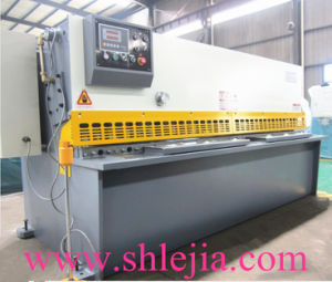 Economic Shearing Machine (SLJS-6*3200 with E10 controller) pictures & photos