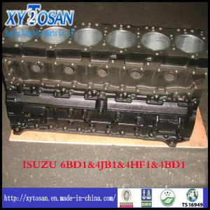 Good Quality 4bd1/4bd1t V8 Diesel Engine Cylinder Block for Isuzu pictures & photos