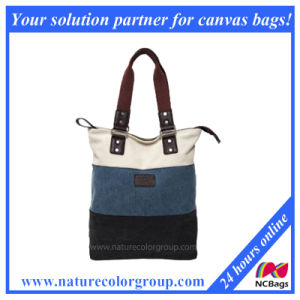 Leisure Best Designer Canvas Handbag for Ladies pictures & photos