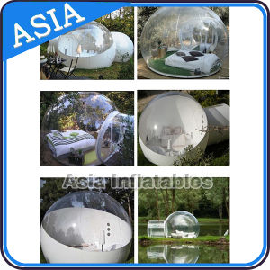 Inflatable Bubble Tree Tent for Camping, Outdoor Camping Clear Dome Tent pictures & photos