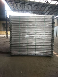 Temporary Fencing (Australia style) pictures & photos