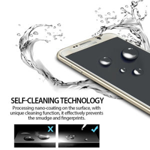 2.5D Curved High Waterproof Screen Protector for Samsung A9 pictures & photos