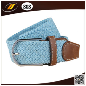 New Arrival Bright-Colour Braided Stretch Belt pictures & photos