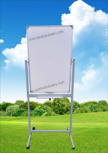 Mobile Magnetic Whiteboard with Steel Stands pictures & photos