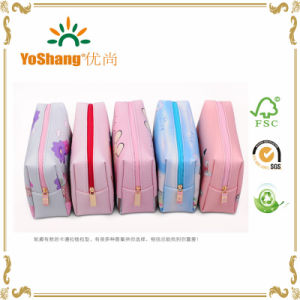 Colorful Printing Cute PU Cosmetic Bag, Toiletry Bag pictures & photos