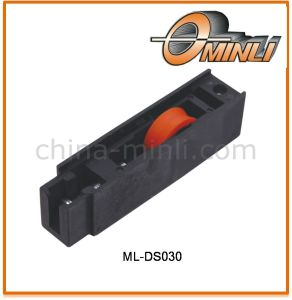Special Popular Plastic Bracket Pulley for Window and Door (ML-DS030) pictures & photos