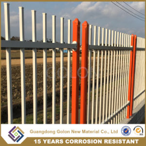 Decorative Metal Garden Fencing with 15 Years Rust Resistance pictures & photos
