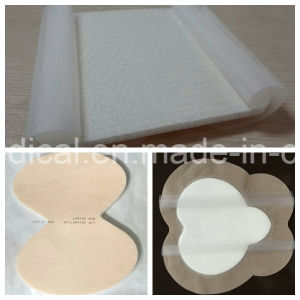 Different Sizes Wound Dressing Advanced Silicone Bordered Foam in Sacral pictures & photos