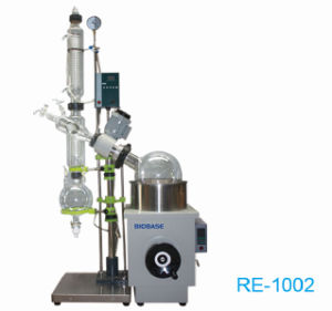 Biobase Ce Certified Vertical 10L Anti-Corrosive Digital Rotary Evaporator pictures & photos