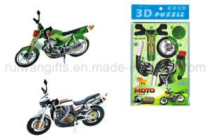 Wholesale Motor Paper 3D Puzzle for Kids Puzzle Toy pictures & photos