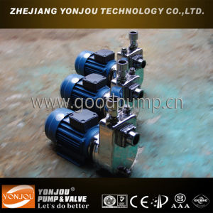 Food Grade Stainless Steel Centrifugal Clean Pump with Self-Priming pictures & photos