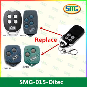 Ditec Gol4, Ditec Bixlp2 Compatible Remote Control Transmitter, Replacement