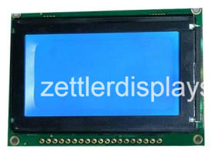COB Graphic LCD Display Module, 128X64 Fots, AGM1264O Series pictures & photos