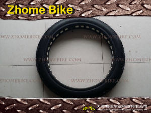 Bicycle Parts/Fat Bike Wheel/Fat Tire Bicycle Wheels 26X4.0 26X4.8 29X4.0 Skull Tire/Spider Tire and Holed Rim pictures & photos