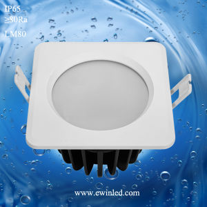 IP65 Waterproof LED Downlight for Bathroom Lightings pictures & photos