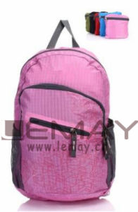 Ladies Bag Durable Packable Convenient Lightweight Travel Backpack pictures & photos