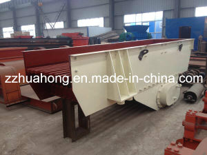 Electromagnetic Vibrating Feeder for Stone Field pictures & photos
